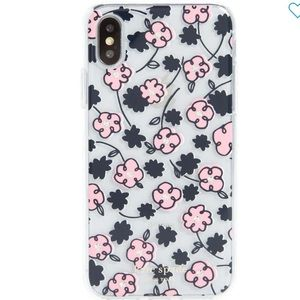 Kate Spade Jeweled Floral IPhone XS/X case